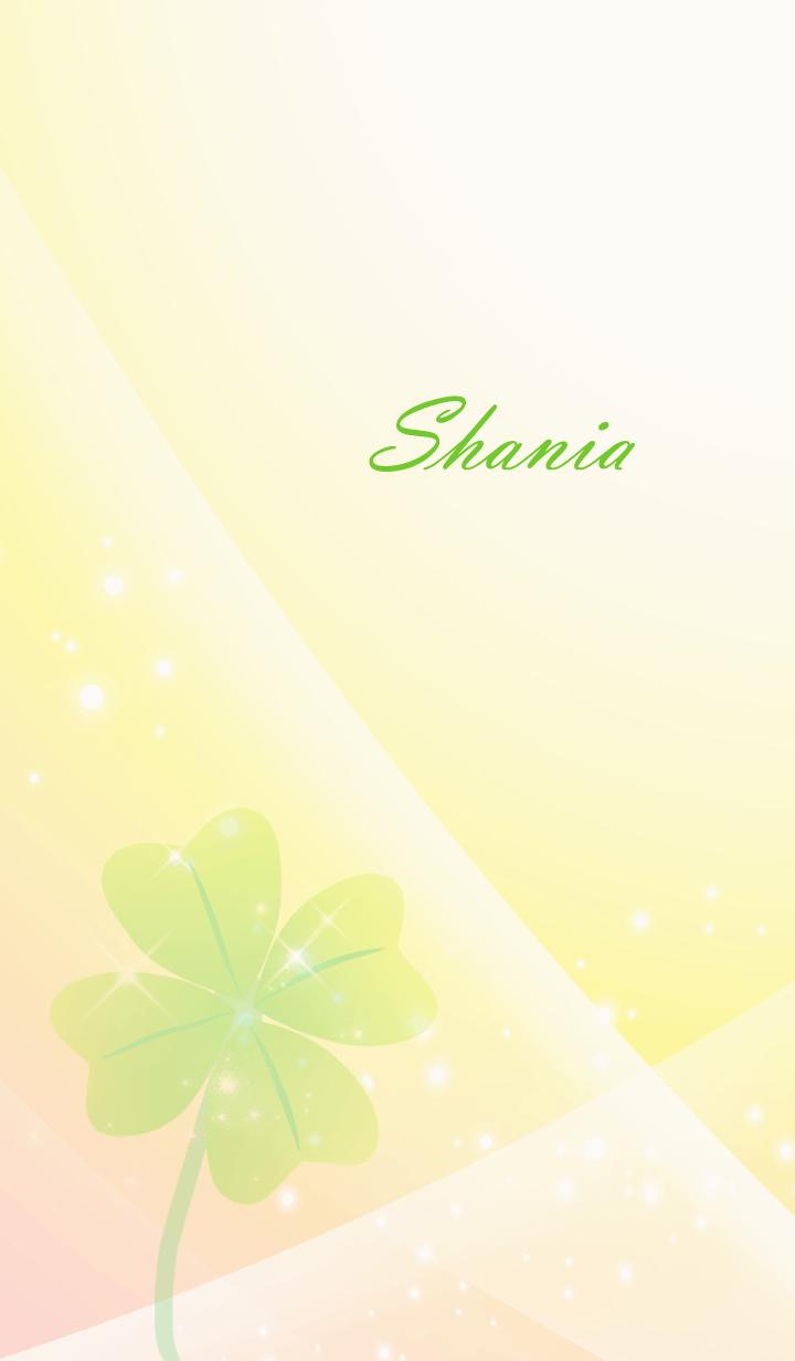 No.1644 Shania Lucky Clover name