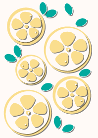 Sliced lemon theme 20