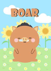 Happy Boar DukDik Theme