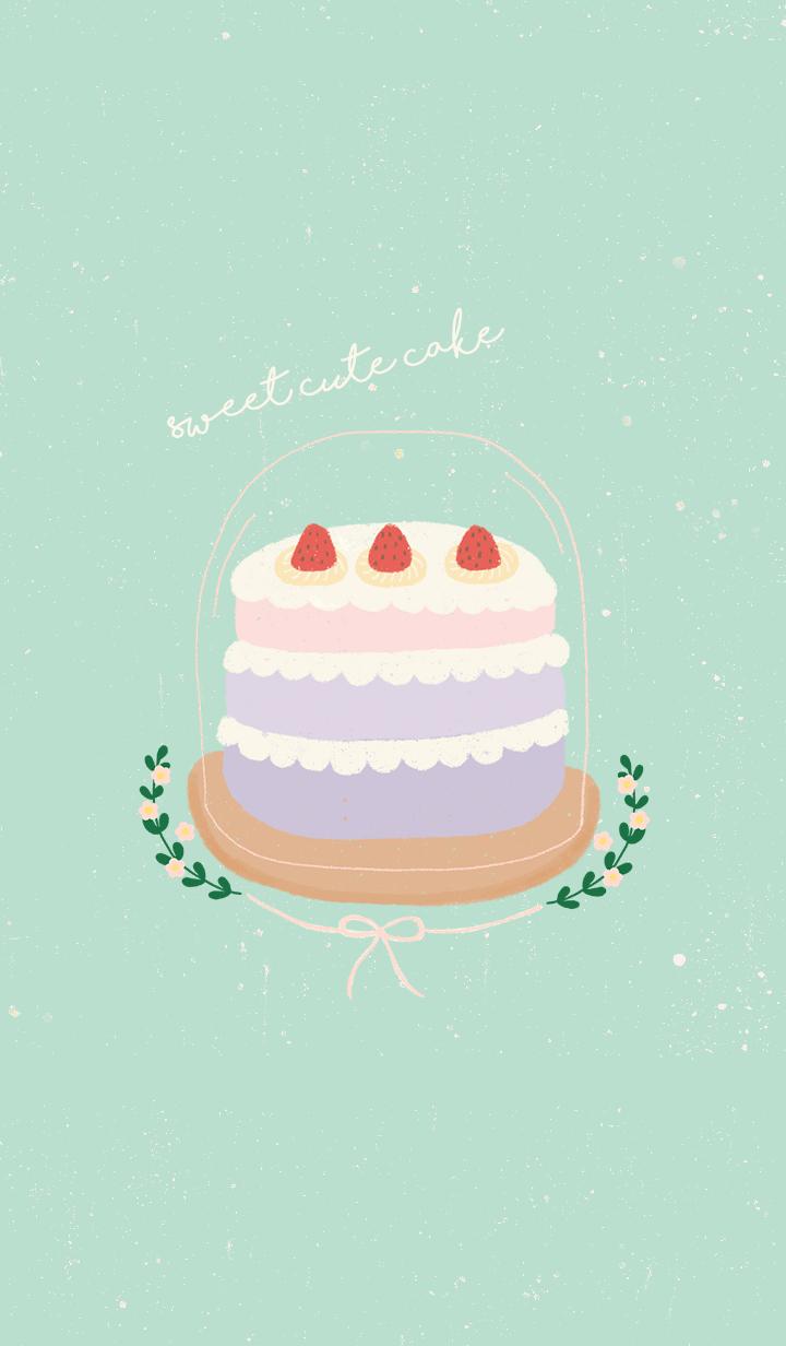 Sweet Cute Cake
