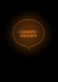 Caramel Brown Neon Theme Vr.1