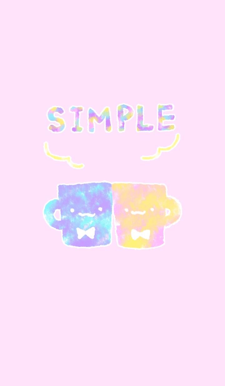 Theme of a simple tea time3