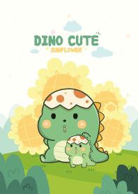 Dinos Sunflower Lover