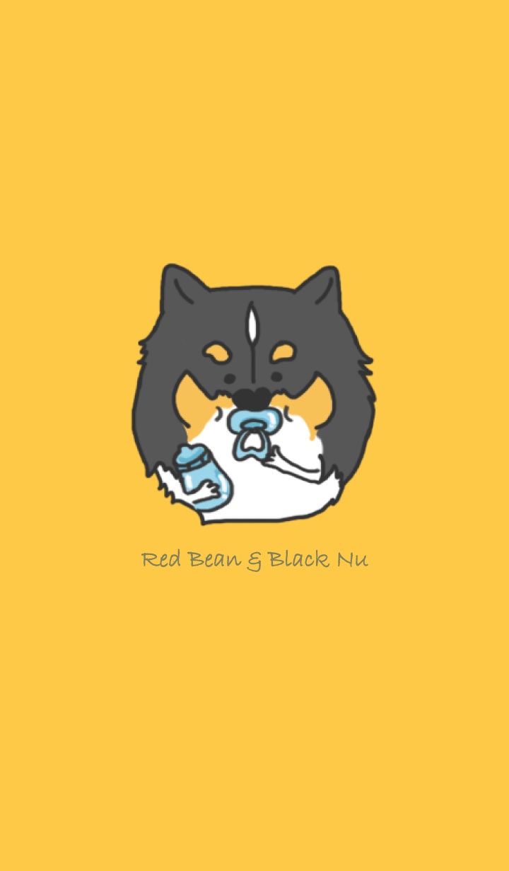 Red Bean and Black Nu. 03 [yellow]