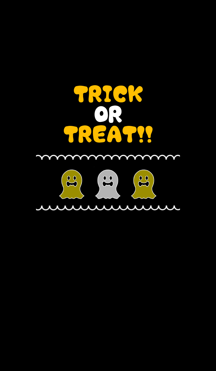 Cute! Pop! Halloween Ghost !! -10-