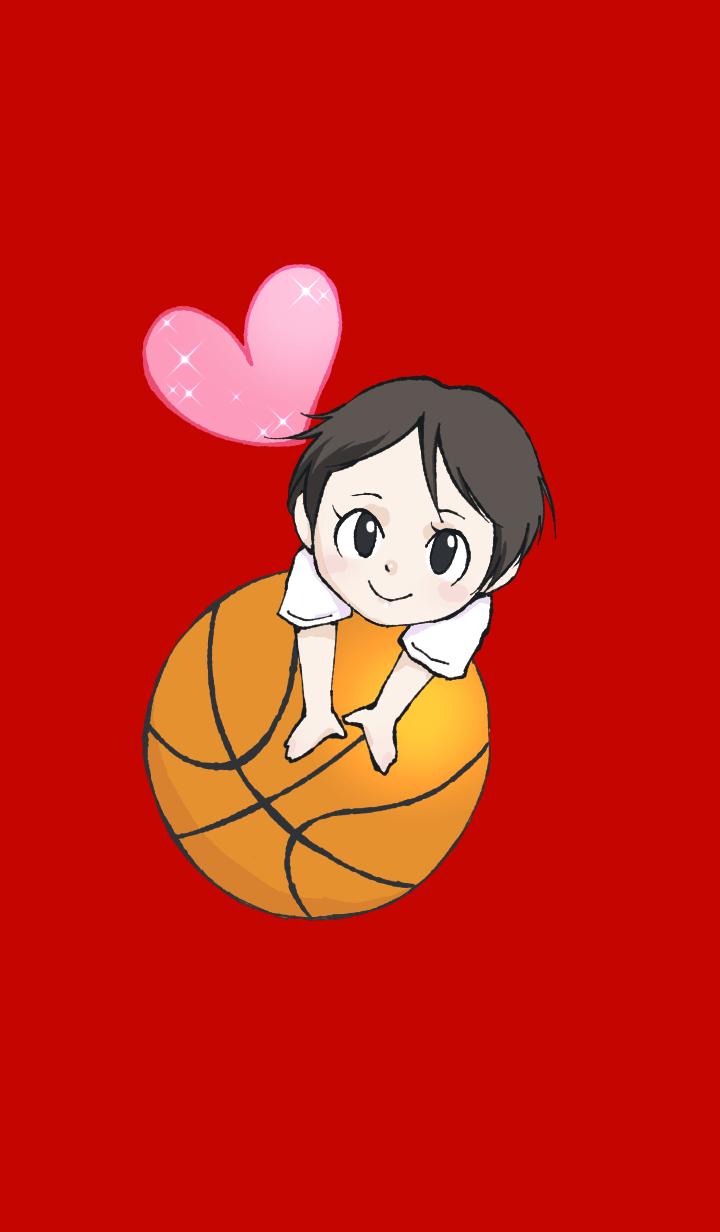 Girl in Basketball club 2