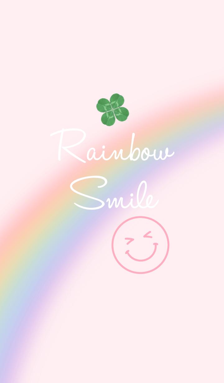 Natural Rainbow Pink Smile..