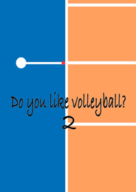 Do you like volleyball ver.2