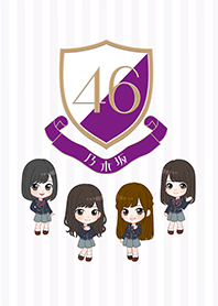Nogizaka46: Cartoon Style