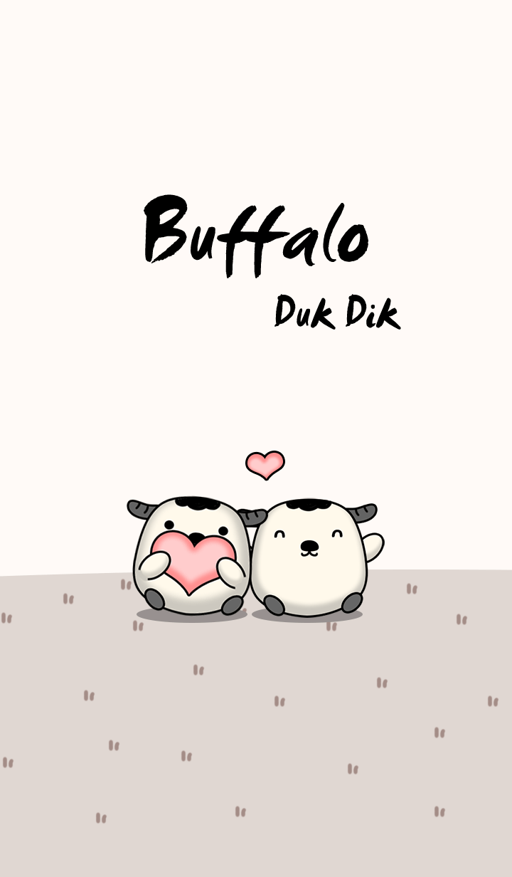 Buffalo Cream Duk Dik