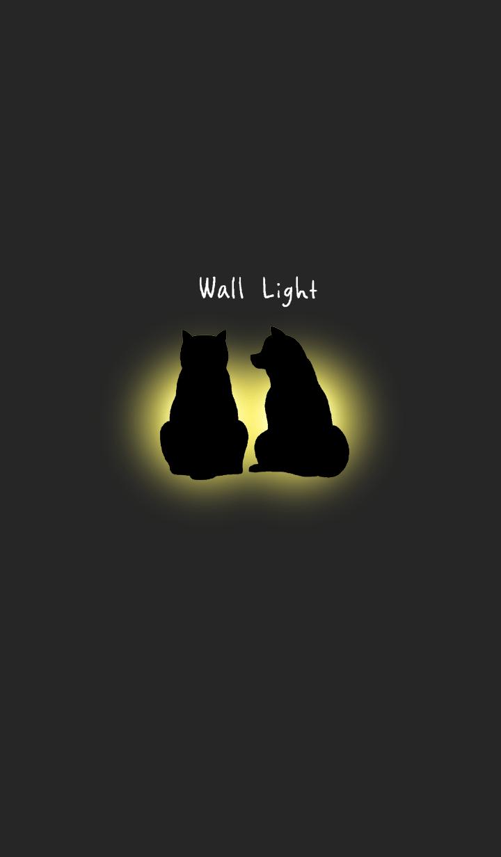 Wall Light -Dog-