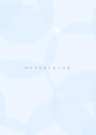 Watercolor -Light Blue.