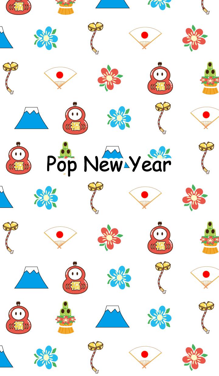Pop New Year!