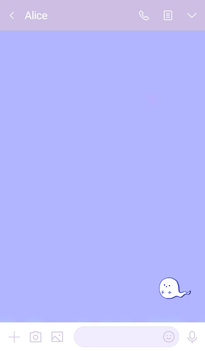 Simple ghost 8