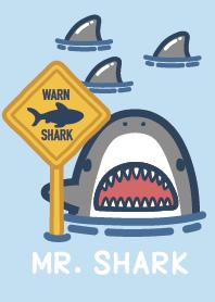 Mr. Shark (Gray)