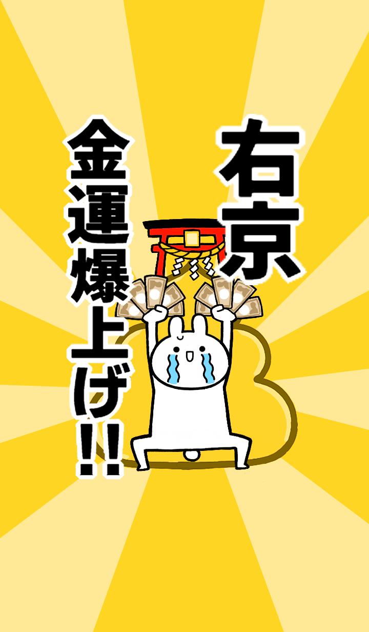 Fortune rise rabbit[UKYOU1]
