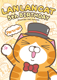 白爛貓7☆5週年☆ (日本版)