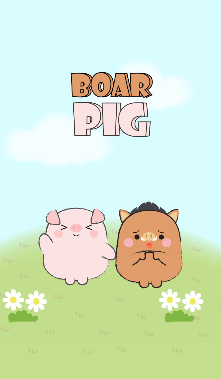 My Fat Pig & Boar Theme (jp)