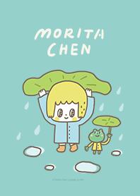 森田下雨天