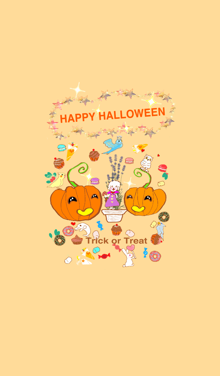 Hareruki of Happy Halloween2019