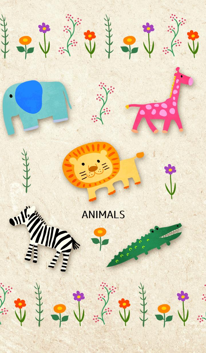 ANIMALS*