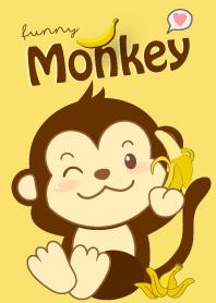 Monkey (Funny ver.)