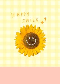 happy smile sunflower #pop(jp)
