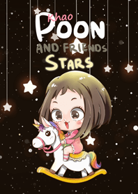 KhaoPoon and friends Stars