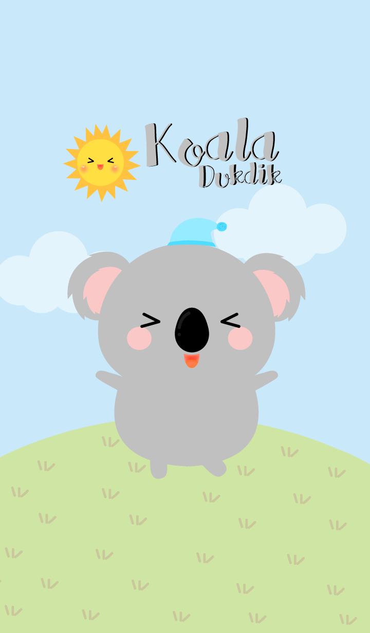 Lovely Koala Duk Dik Theme 2 (JP)