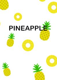 夏季水果,菠蘿味十足!