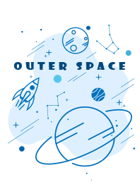 Flat Outer Space