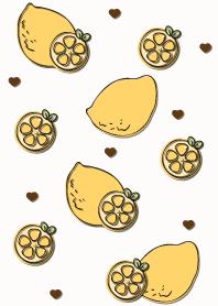 Cute lemon theme 9