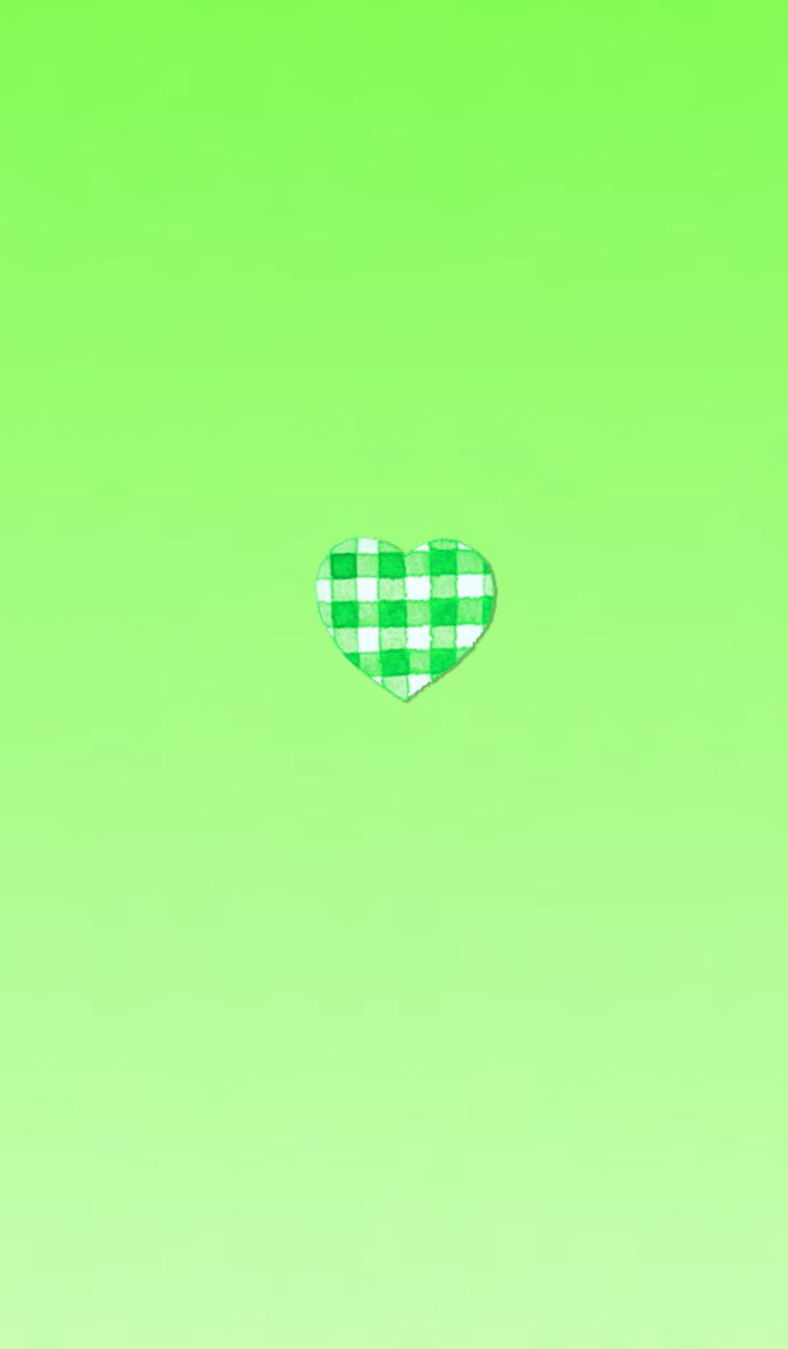 Simple check love 5