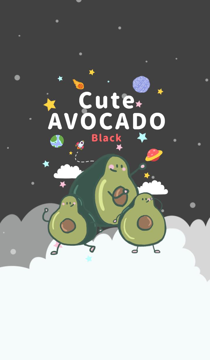 misty cat-avocado black universe