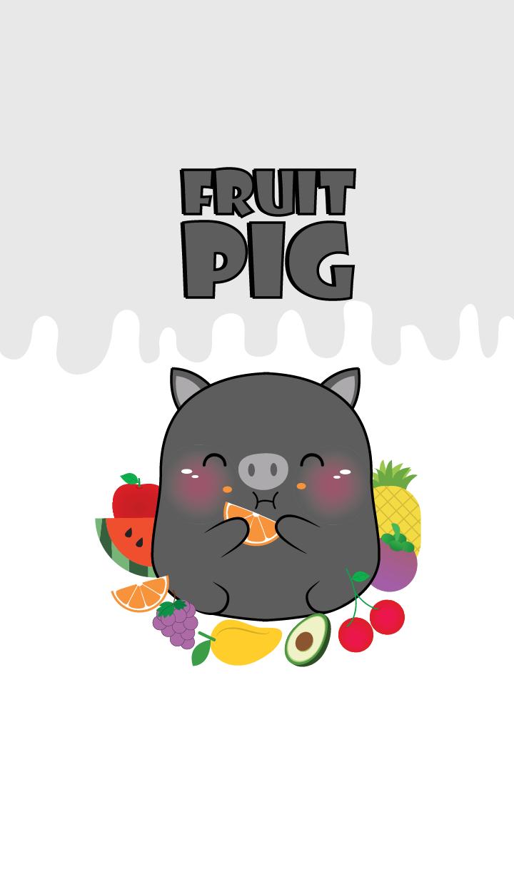 Black Pig And Fruit Theme (jp)