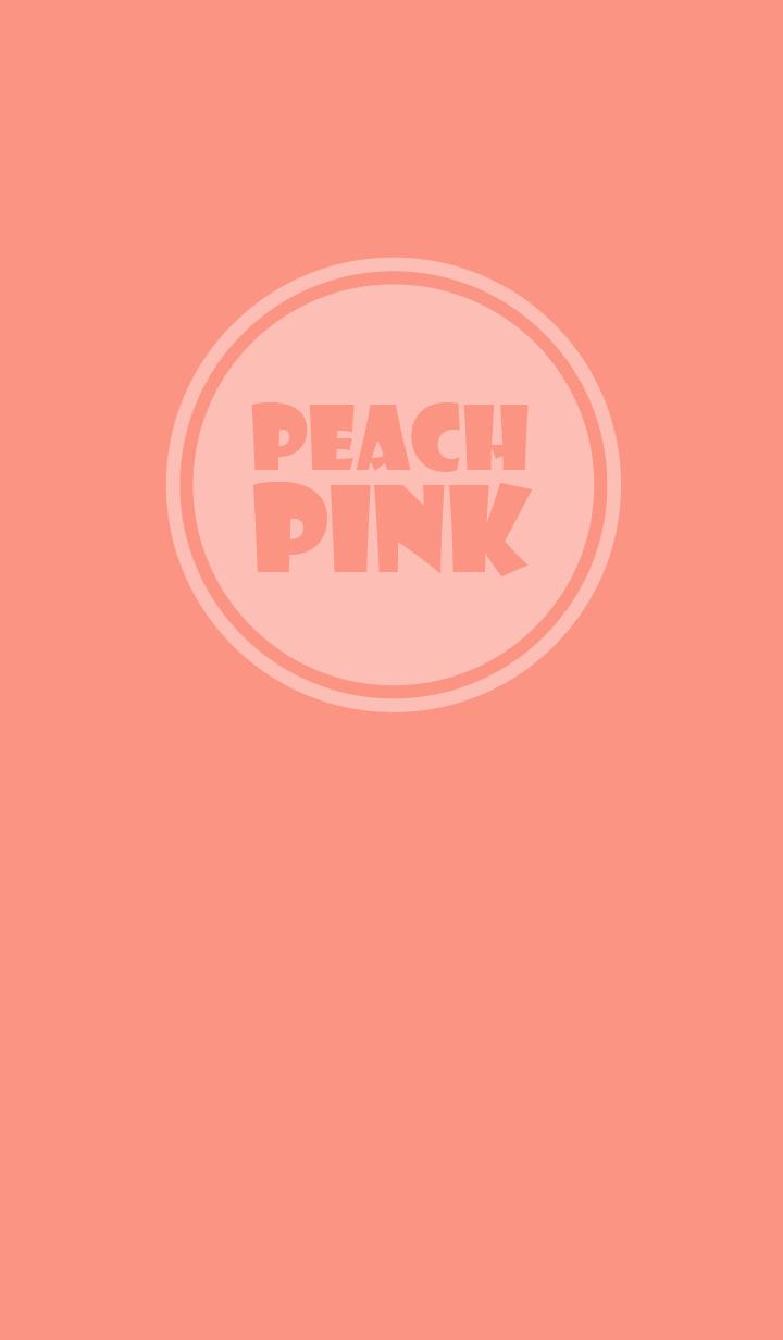 Peach Pink Theme Vr.1