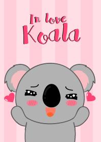 In love Koala Icon Theme (jp)