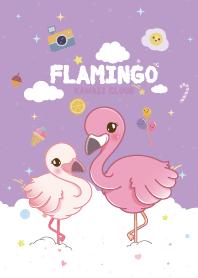 Flamingo Candy Cotton Violet
