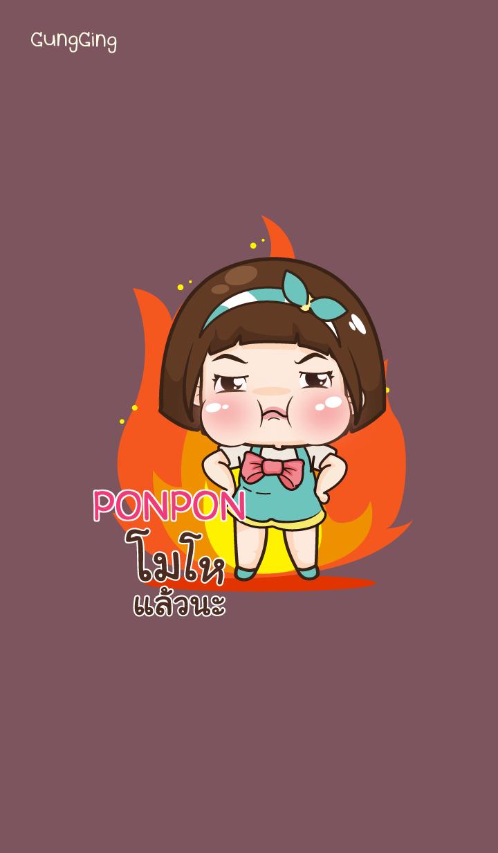 PONPON aung-aing chubby V13 e