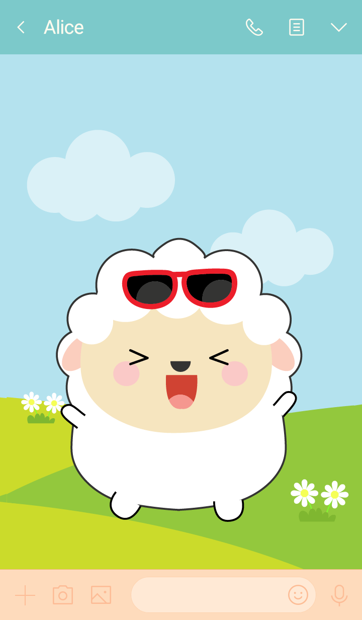 Lovely Fat Sheep Theme (jp)