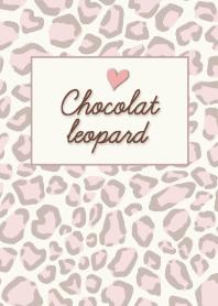 -Chocolat Leopard-