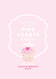 PINK HEARTS BAKERY