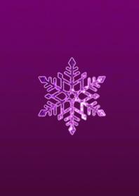 Winter symbol Pink