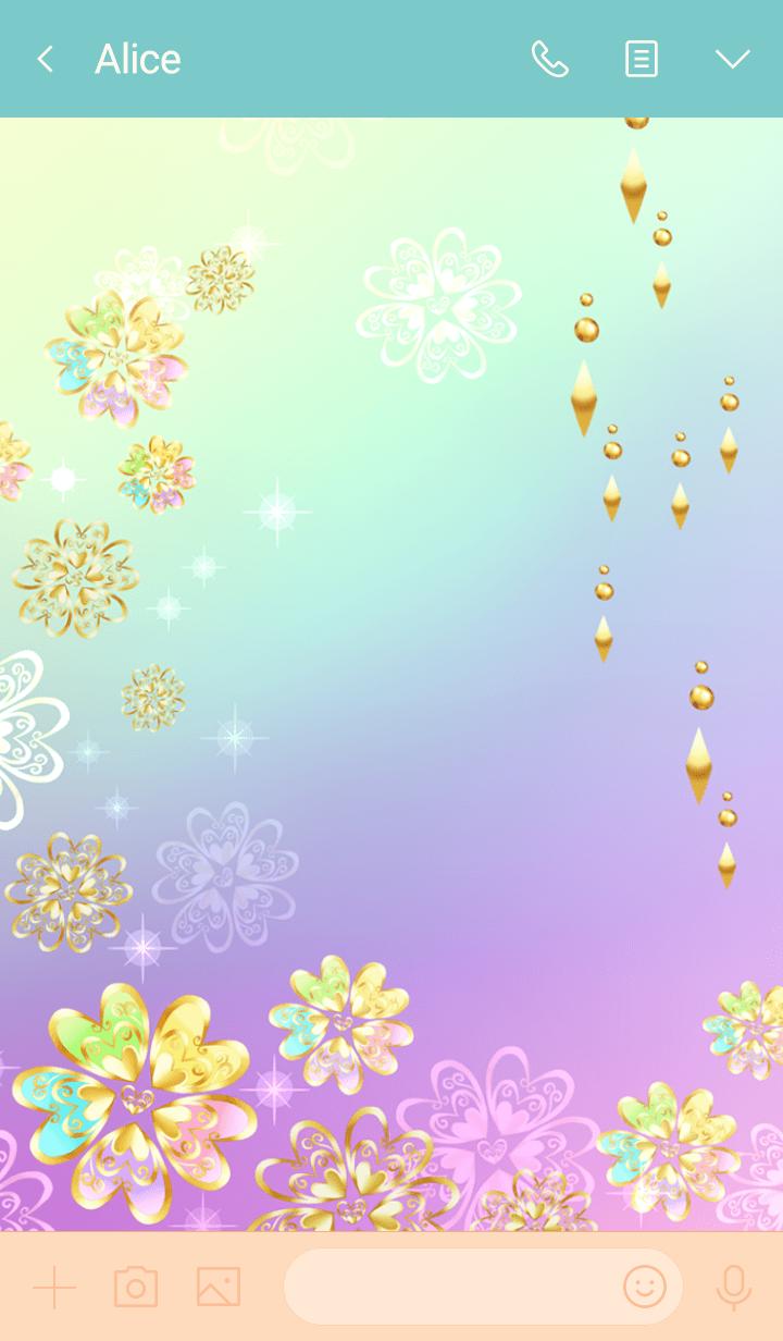 人生が好転する☆虹色クローバー☆