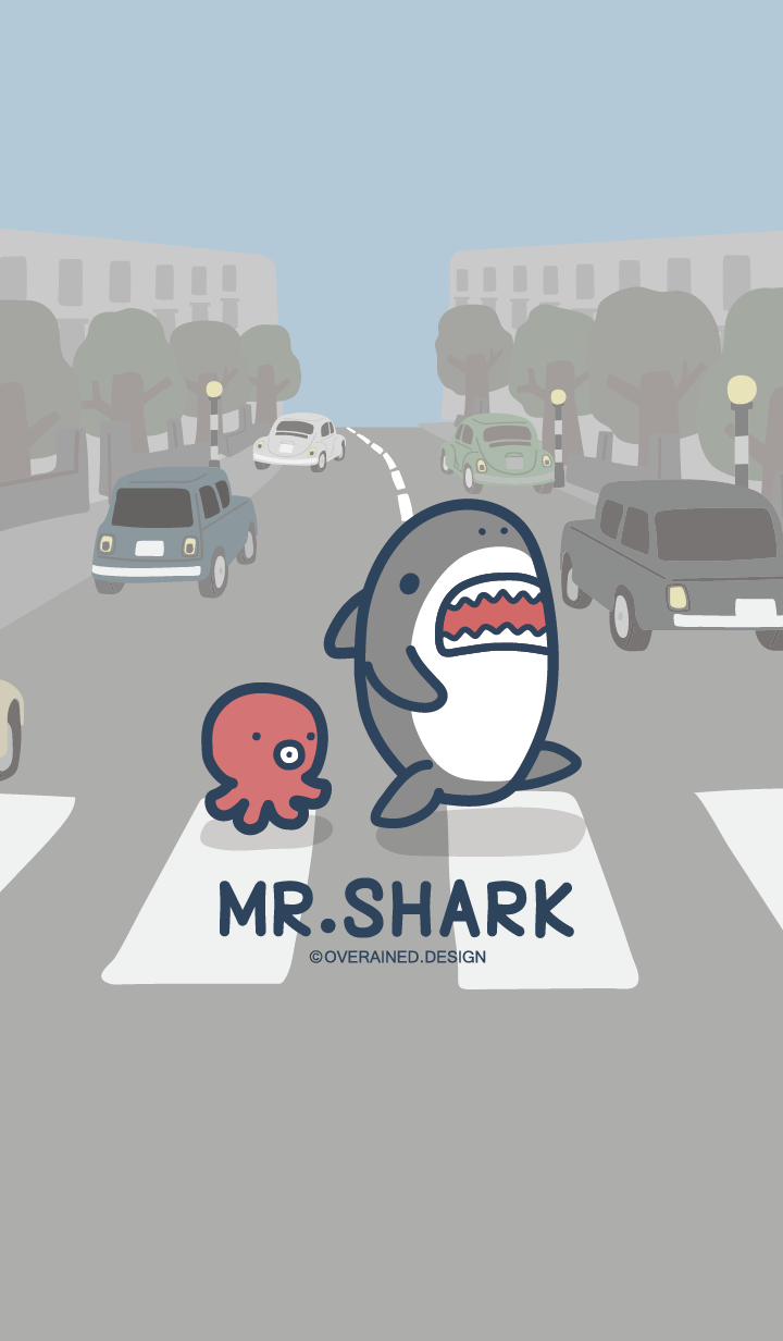 【主題】鯊魚先生6.0