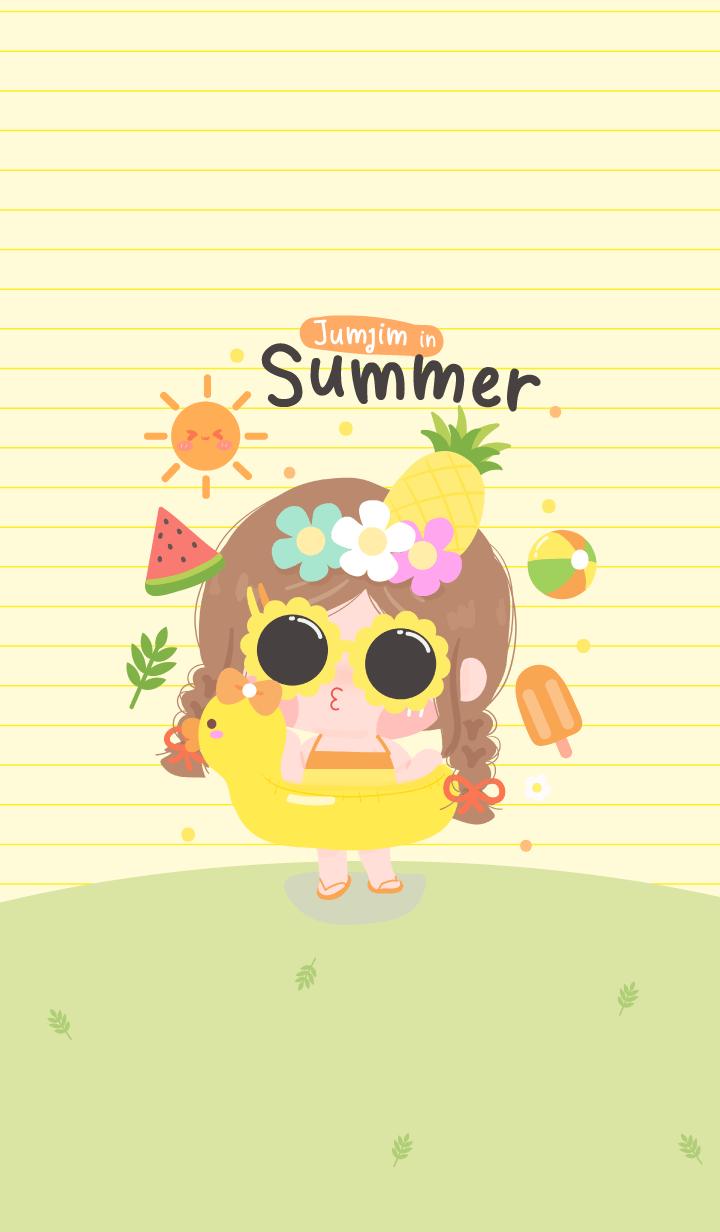 Jumjim in summer