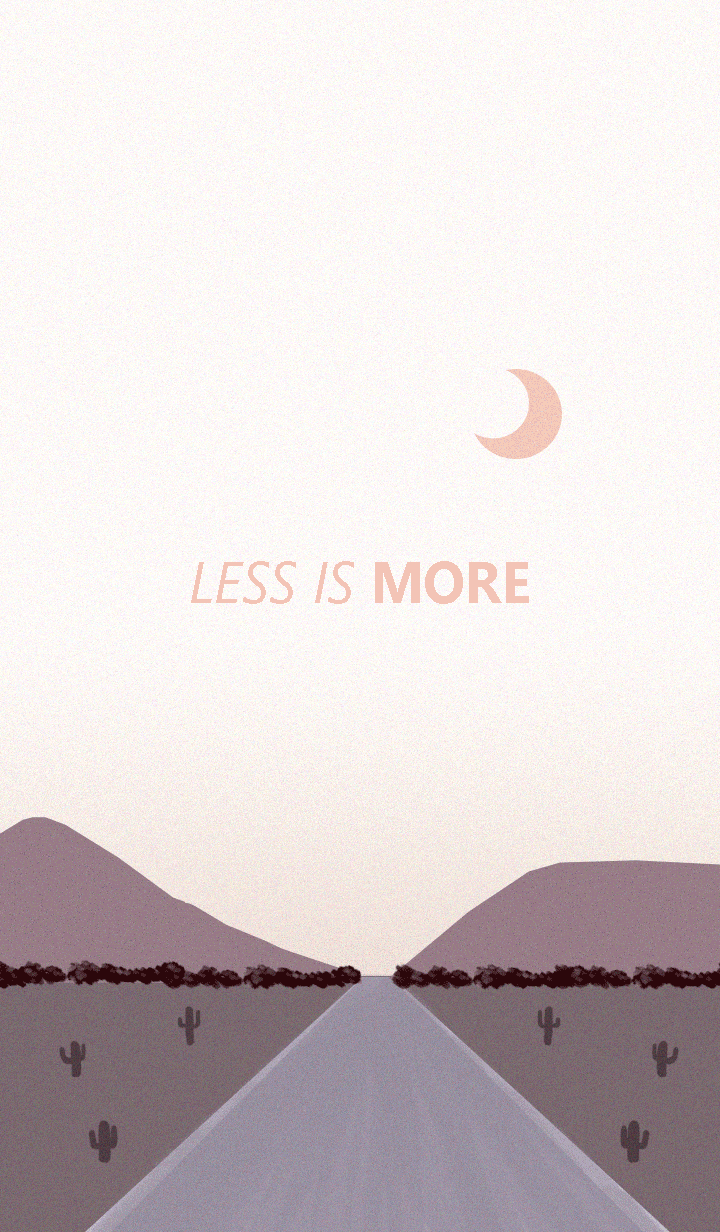Less is more - #24 Nature