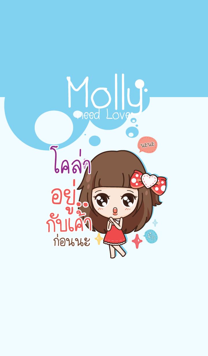 COLA molly need love V07