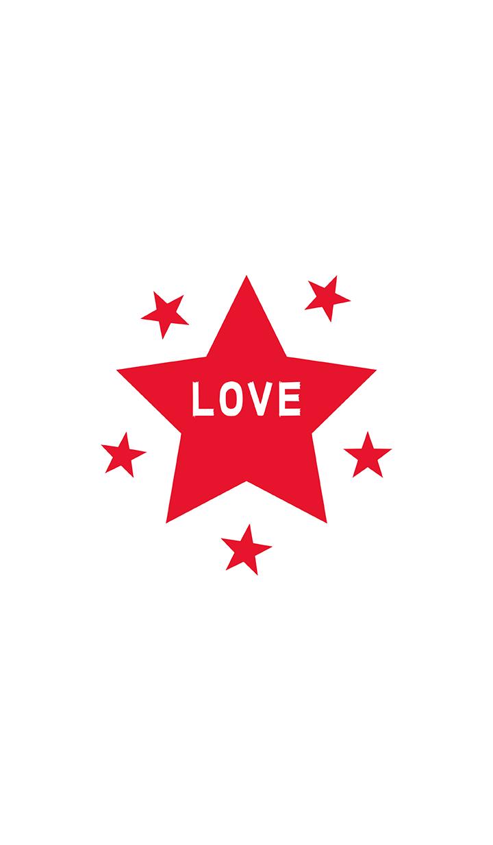 RED STAR LOVE