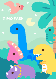 Dino Park: Jurassic Twilight